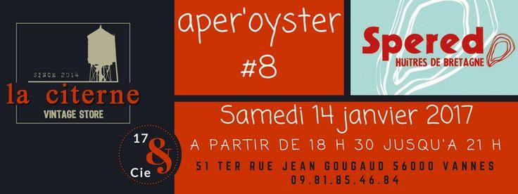Aper'Oyster #8 [17 & Cie]
