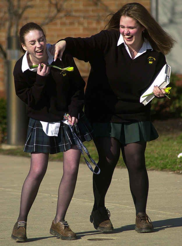 private school uniforms for girls