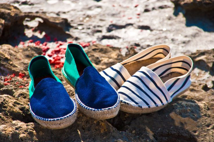 Titanic & Rolling Blue #TortueJolie #FreshLiving #FashionBlogger #ShoeLover #FashionLadies #StreetStyle #WomanShoes #Espadrilles #Piestureo #SummerFun tortuejolie.com