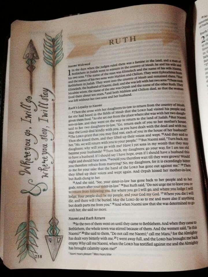 Ruth 1:16                                                                                                                                                                                 More