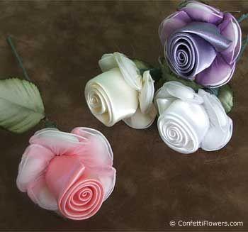 rose confetti flowers - Google Search