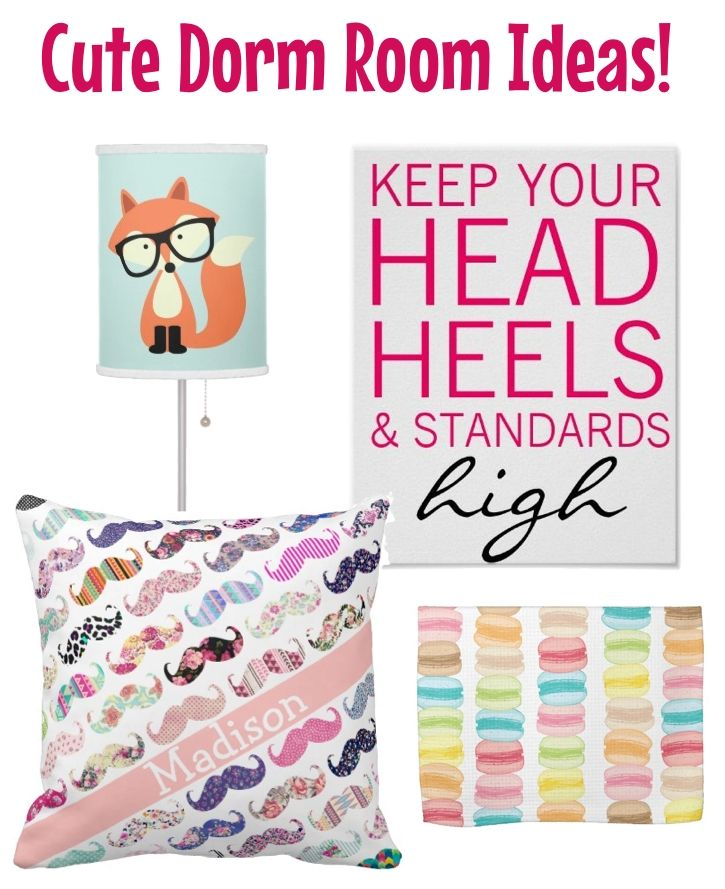Girly Bedroom Posters: Room Ideas For Girls, Lamps And Signs
