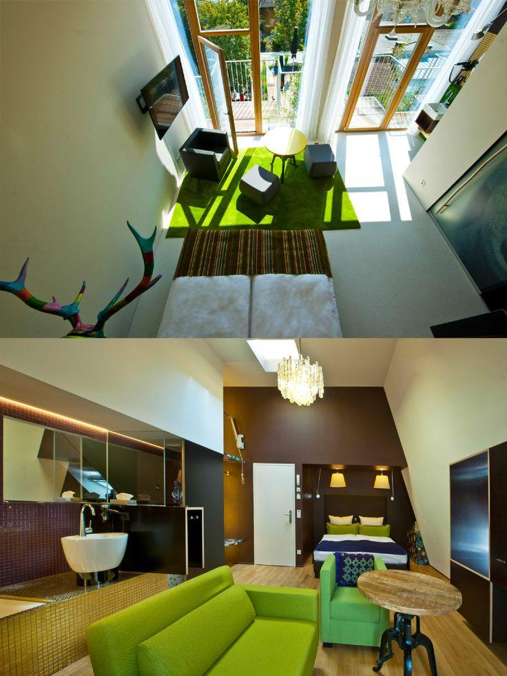 NALA Indivduellhotel | Designhotel | Innsbruck | Austria | http://lifestylehotels.net/en/nala | Room | Interior | Design