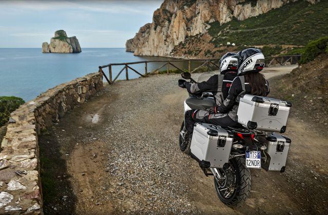 Ducati Multistrada 1200 Enduro - Ducati