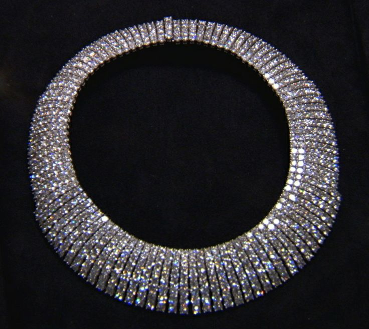 This stunning yellow diamond necklace has 120-130 colored diamonds and cost $3040K to make. Find out what it's worth on Beverly Hills Pawn, on REELZ, or for more information go to REELZ.com