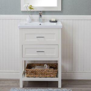 Durrant 24 Single Bathroom Vanity Set Single Bathroom Vanity