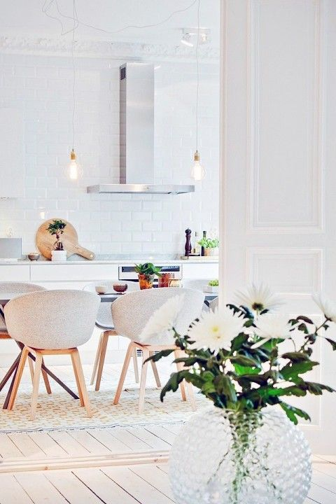 Inspiration: Eat-In Kitchens