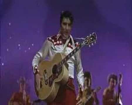 Elvis Presley - Teddy Bear - 1957 - YouTube