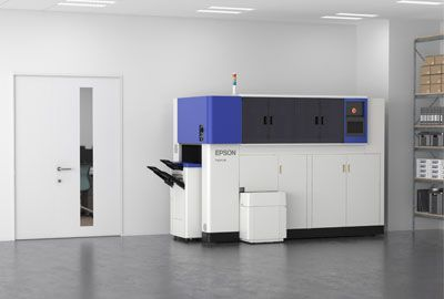 Seiko Epson Corporation has developed what it believes to be the world's first compact office papermaking system capable of producing new paper from securely shredded waste paper without the use of water.
