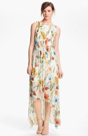Alice + Olive florar dress, #ad, #spon