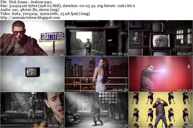 #AEMusicVideos Nick Jonas - Jealous (Master 1080p)