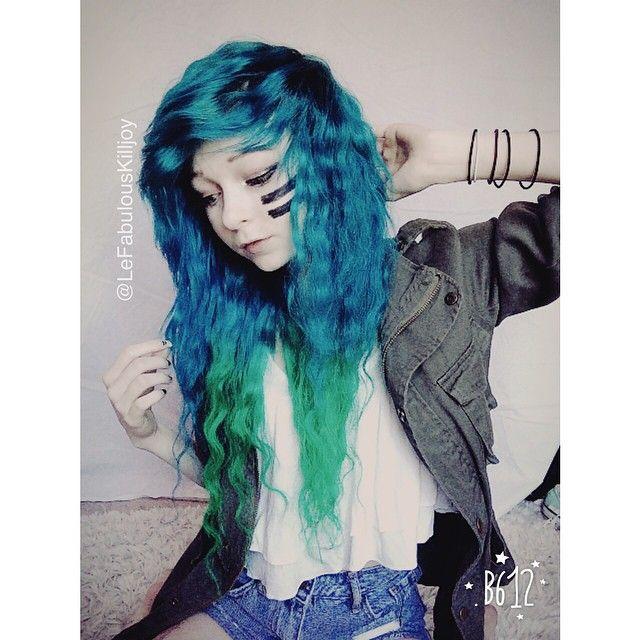 My hair in dis one doe (/*^*)/