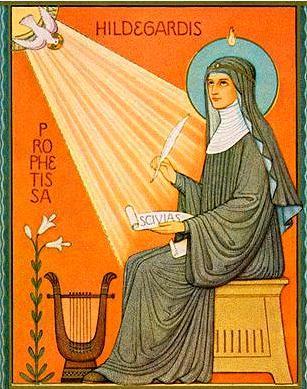 Hildegard von Bingen - Nossa Turma - Imagick