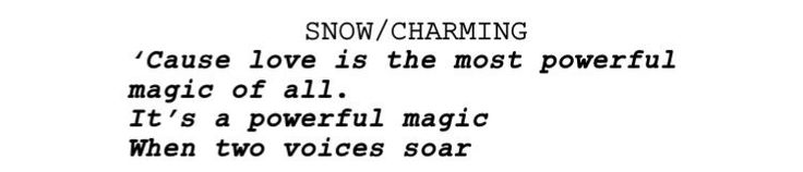 Here's our first #OnceUponATime musical #scripttease (songs by @zacharynweiner ) -- hope to see ya Sunday!