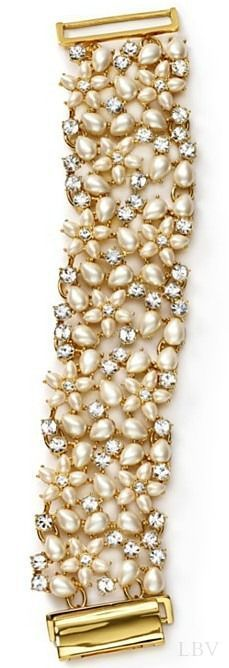 you just can't beat diamonds and pearls!