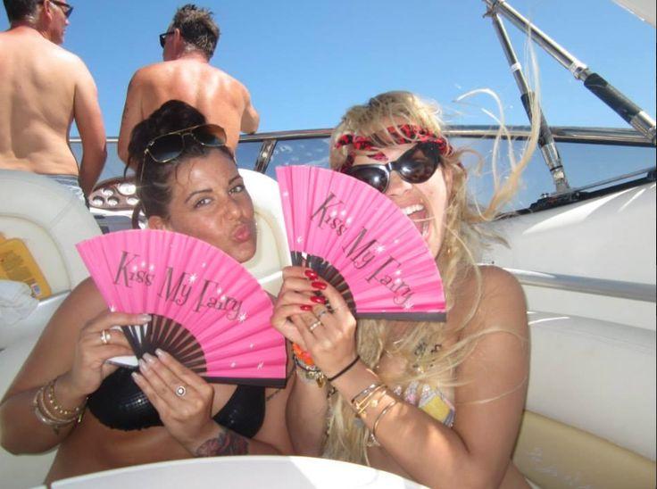 Rita Ora LOVES Kiss My Fairy
