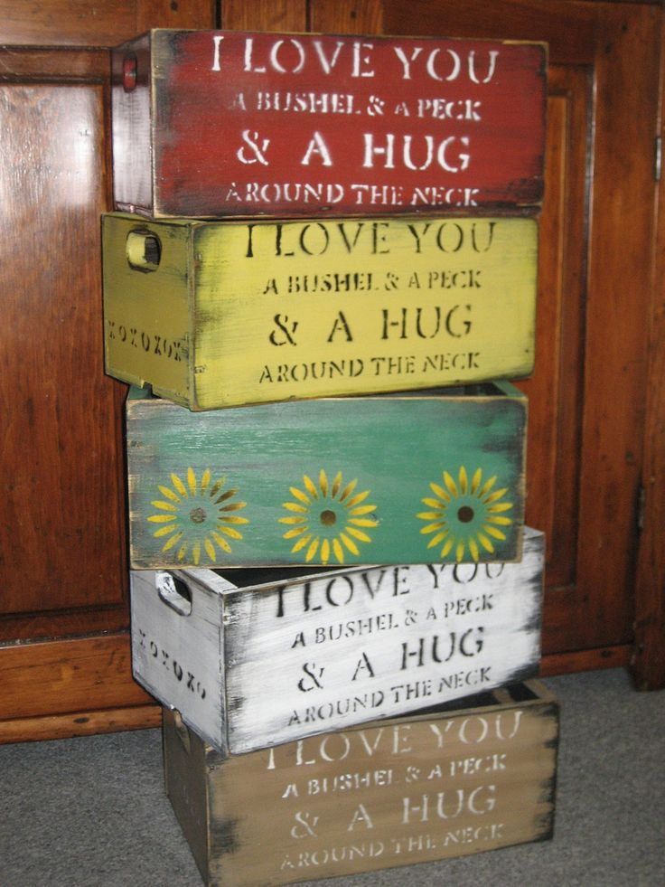 Wooden crate boxes w plastic tub liner wooden crate for Where can i buy wooden milk crates