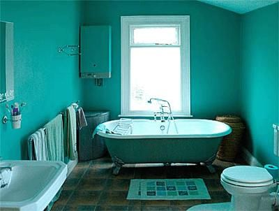 225 best turquoise and teal images on pinterest for Teal green bathroom accessories