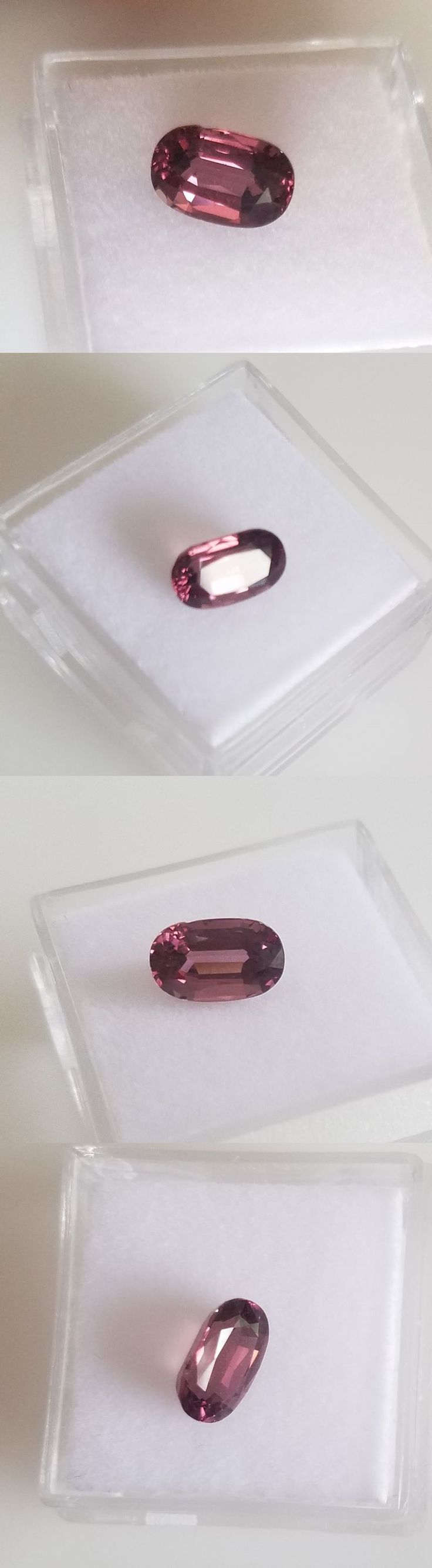 Spinel 110873: 1.81 Carat Genuine Natural Rose Spinel Loose Stone Oval Shape -> BUY IT NOW ONLY: $329 on eBay!