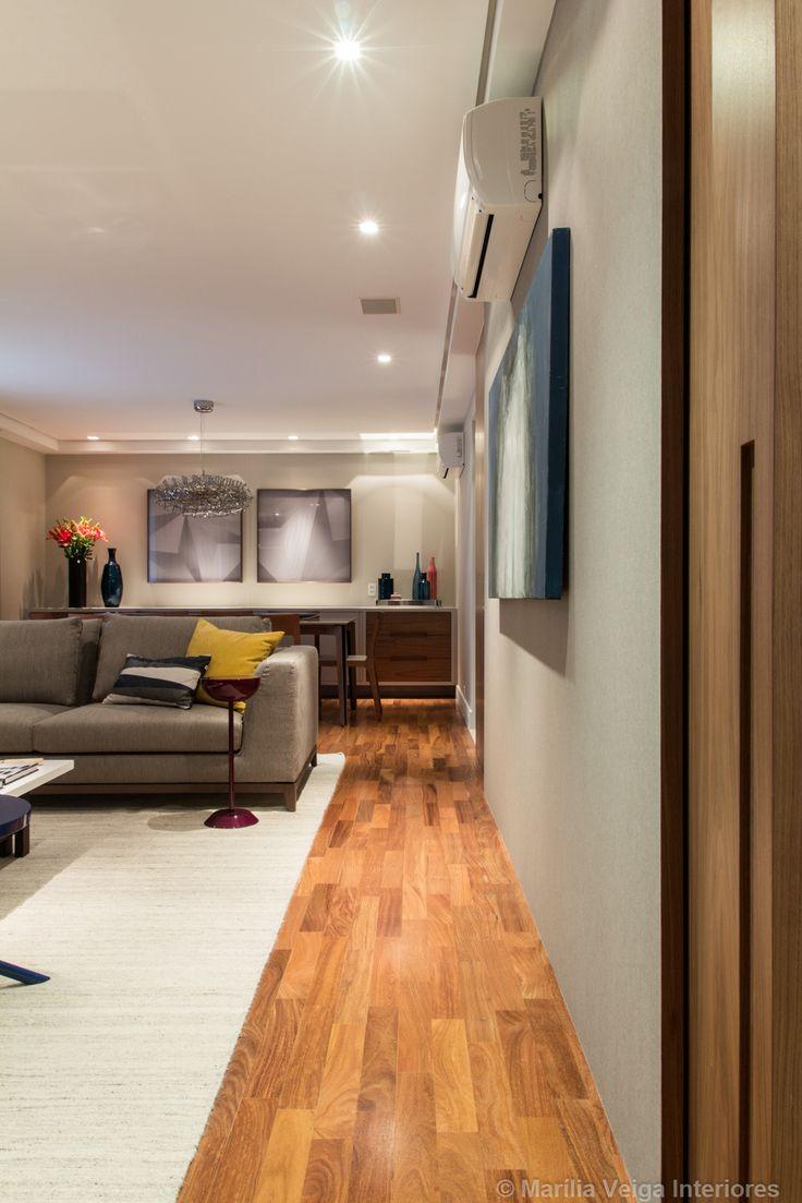 Decora o de interiores em apartamento brooklin - Decoradora de interiores ...