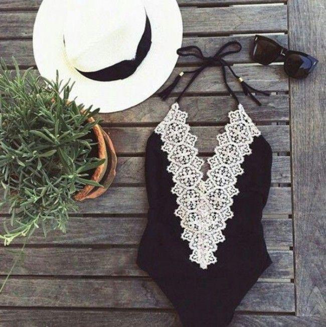 Aliexpress.com : buy 2015 bikini women secret bling swimsuit sexy black colors push up swimwear deep v bra padded bandage bikinis set from reliable bikini rhinestones suppliers on igoodbuy #Swimwear #buyable