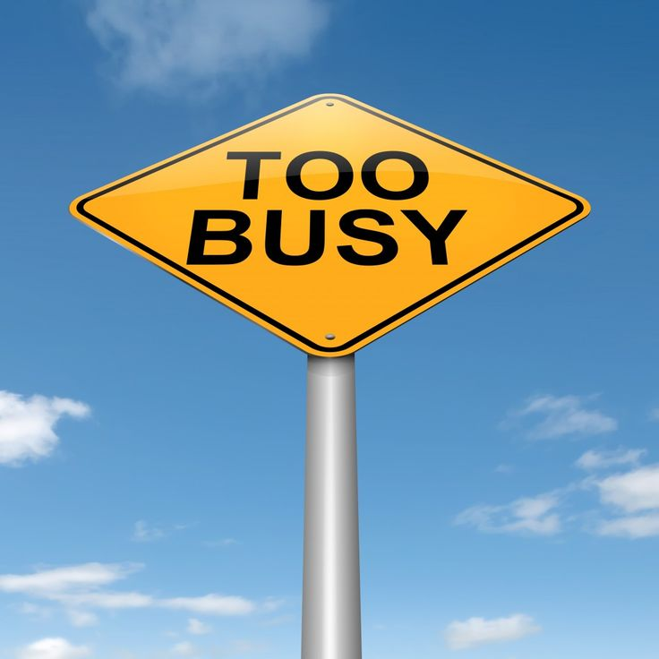 """If you live in America in the 21st century you've probably had to listen to a lot of people tell you how busy they are. It's become the default response when you ask anyone how they're doing: """"Busy!"""" """"So busy,"""" """"Crazy busy."""" It is, pretty obviously, a boast disguised as a complaint. And the stock …"""