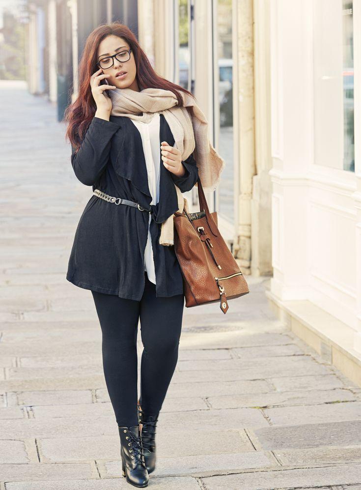 trendige mode in gro en gr en modische strickjacken in bergr e plus size fashion plus. Black Bedroom Furniture Sets. Home Design Ideas