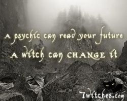 A psychic can read your future... A witch can change it. And there are those of…