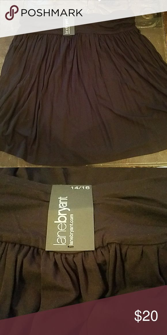 Short Maxi Skirt Size 14/16  New with tags Lane Bryant Skirts Maxi
