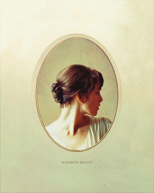 Austen Heroines: Keira Knightley, Elizabeth Bennet - Pride and Prejudice directed by Joe Wright (2005)