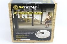 Gold's Gym Extreme 20' Training Rope Fitness Workout Exercise Gym Equipment