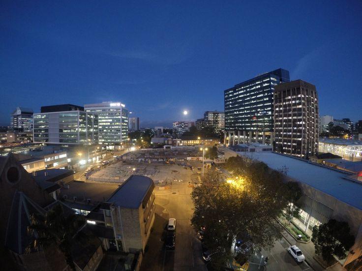 Civic Place - Parramatta Square 2 June 2015