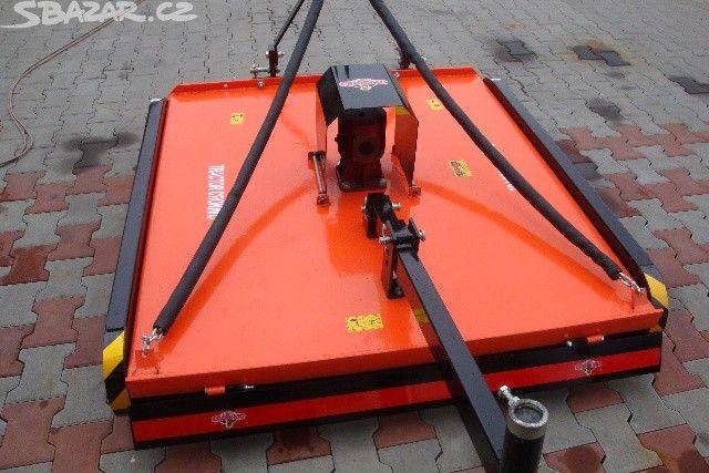 sekačka -mulčovač SLM 120 za traktor od 14 Hp - obrázek číslo 2