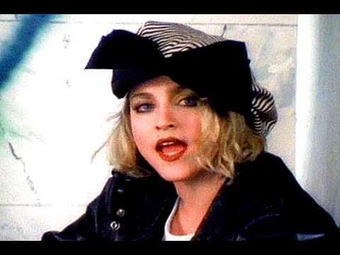 Madonna ~Borderline