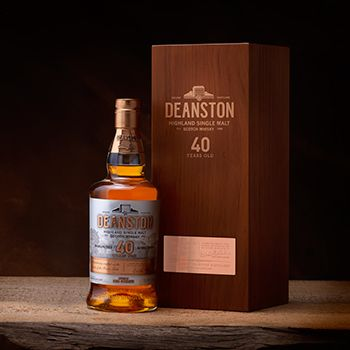 Deanston unveils 'oldest' Scotch whisky to date