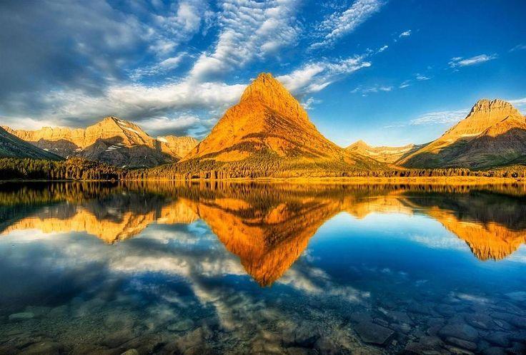 Монтана, Национальный парк Глейшер.