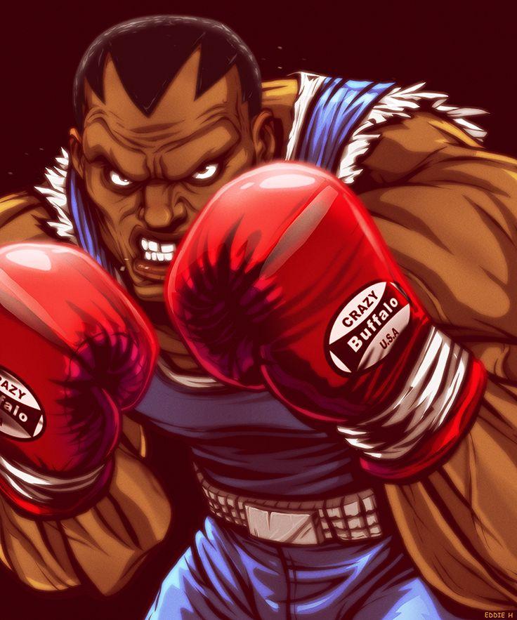 Balrog - Street Fighter by EddieHolly on DeviantArt