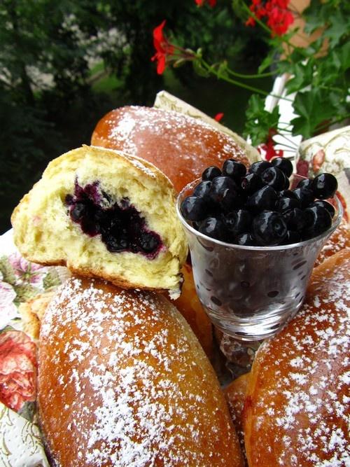 Wspaniałe jagodzianki | Berry pie
