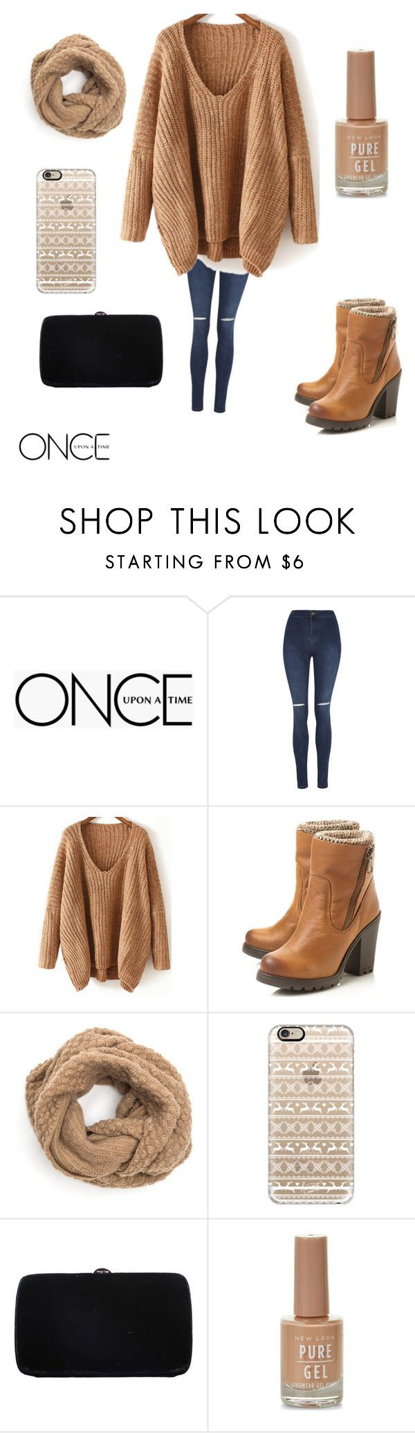 Untitled #195 by nihada106 on Polyvore featuring Once Upon a Time, George, Steve Madden, Sergio Rossi and Casetify