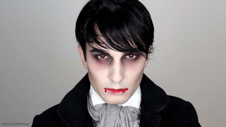 Se maquiller en vampire élégant, irrésistible et terrifiant pour Halloween