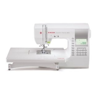 I want this one. The singer 9960 quantum stylist. 600 stitches and 5 alphabets! Almost as good as my mother's pfaff.