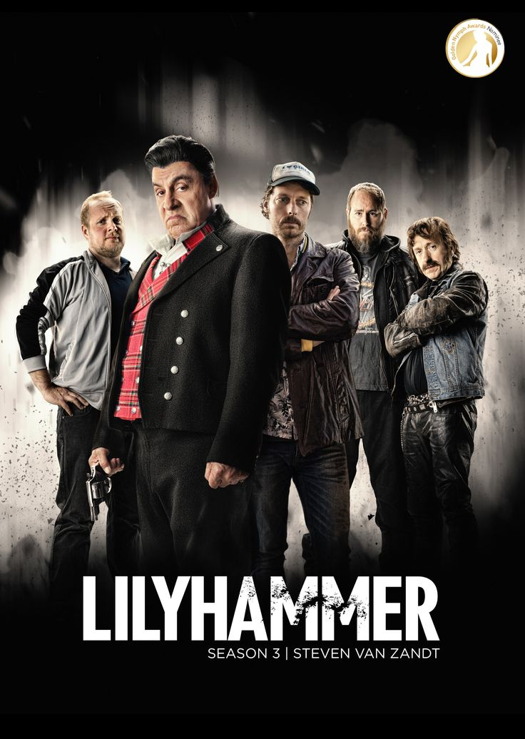 """Lilyhammer 3"" - #ComedyTV Series #Nominees #Norway - Rubicon Tv - #GoldenNymph"