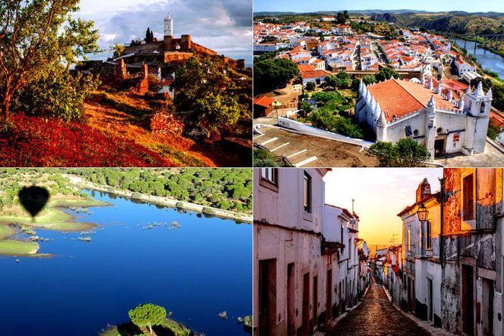 Wer an Portugal denkt, hat sogleich die Algarve im Sinn, die Hauptstadt Lissabon natürlich, vielleicht noch Porto und das Douro-Tal im Norden. Aber kaum jemand kennt die Region Alentejo im Herzen Portugals – zu Unrecht! Traumhafte Landschaften, mittelalterliche Städte, vorzügliche Weine und der größte Stausee Europas sind nur einige der Gründe, warum sich ein Trip dorthin lohnt.