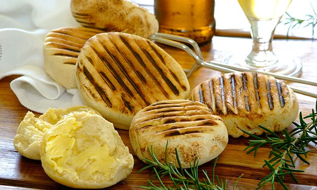 This Braai Day RoosterKoek will be the perfect side dish for your National Braai Day feast.