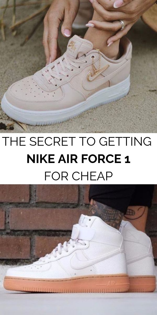 737b1402a5b8 Find Nike Air Force 1 sneakers up to 70% off when you shop on Poshmark.  Download the app today to shop and save!