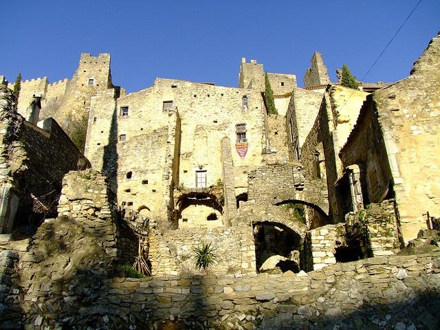 Saint Montan - Ardèche by Vaxjo, via Flickr