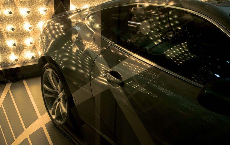 Jaguar XK exhibition Play Communication Environmental design