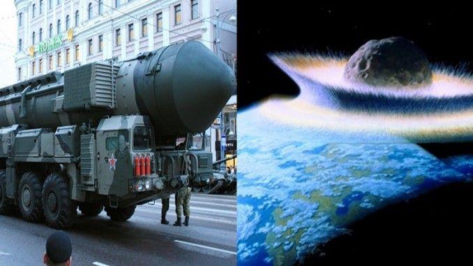 Kantor berita Rusia TASS baru saja mengumumkan bahwa ilmuwan negara mereka sedang mengembangkan rudal Rusia jarak jauh yang akan digunakan untuk menghancurkan asteroid dan meteorit yang akan mengancam Bumi. Ketika dikerahkan, rudal ini akan melakukan perjalanan sepanjang ribuan mil dan hanya membutuhkan beberapa jam saja untuk memusnahkan asteroid dan meteorit yang berukuran 20-50 meter.