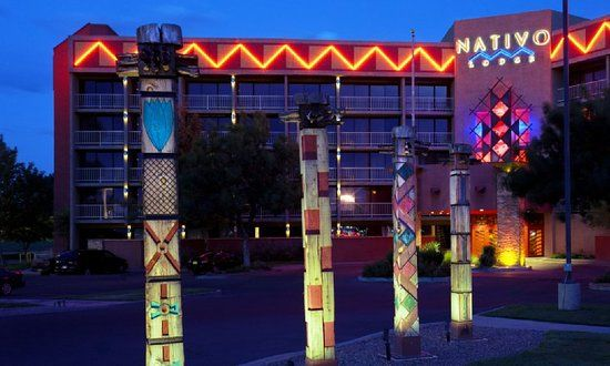 Now $63 (Was $̶7̶4̶) on TripAdvisor: Nativo Lodge Albuquerque, Albuquerque. See 1,061 traveler reviews, 716 candid photos, and great deals for Nativo Lodge Albuquerque, ranked #42 of 145 hotels in Albuquerque and rated 4 of 5 at TripAdvisor.