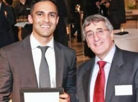Rahul Bose - Winner of the Young Dentist Endodontic Award 2012. An associate in Oxford and London, he won first place by demonstrating his determination to master Endodontics